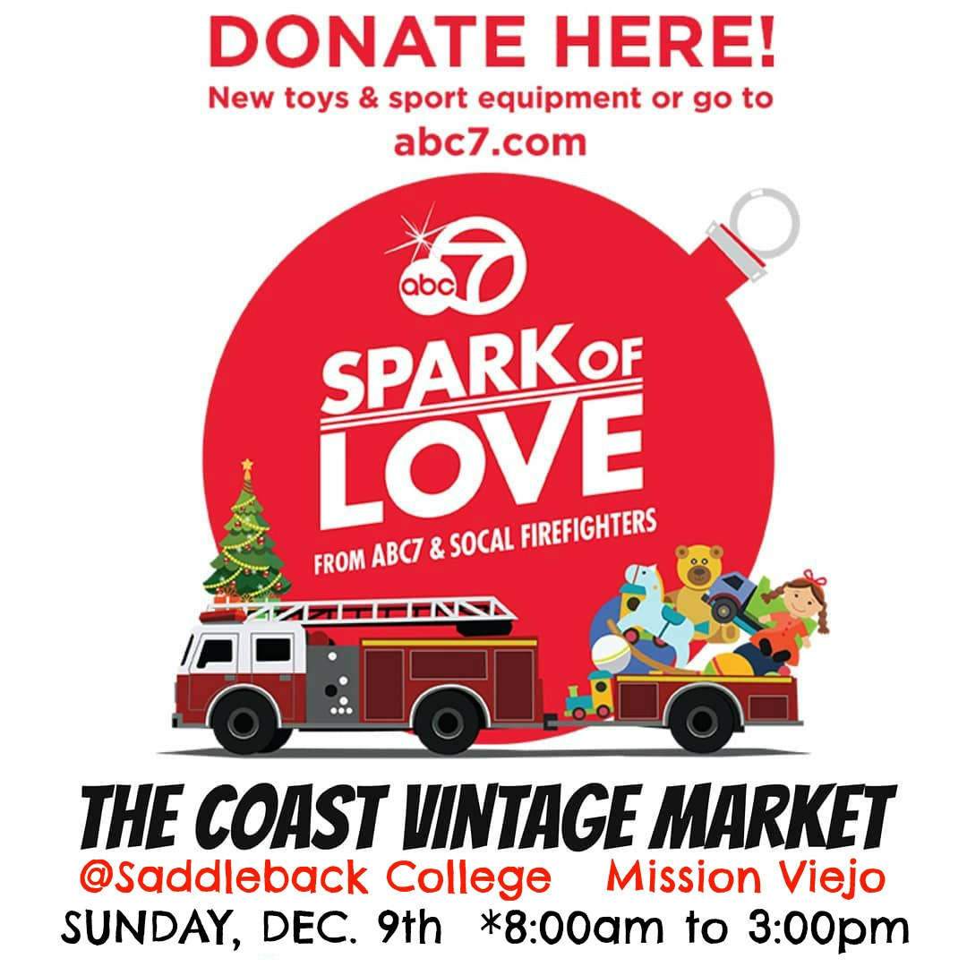 Spark of Love at the Coast